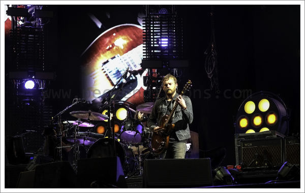 Kings of Leon - ACL Samsung Stage 2013