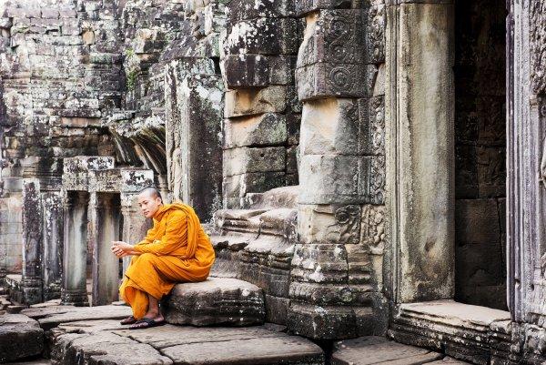peace among the ruins
