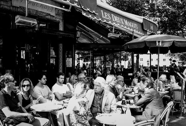 Cafe Le Deux Magot