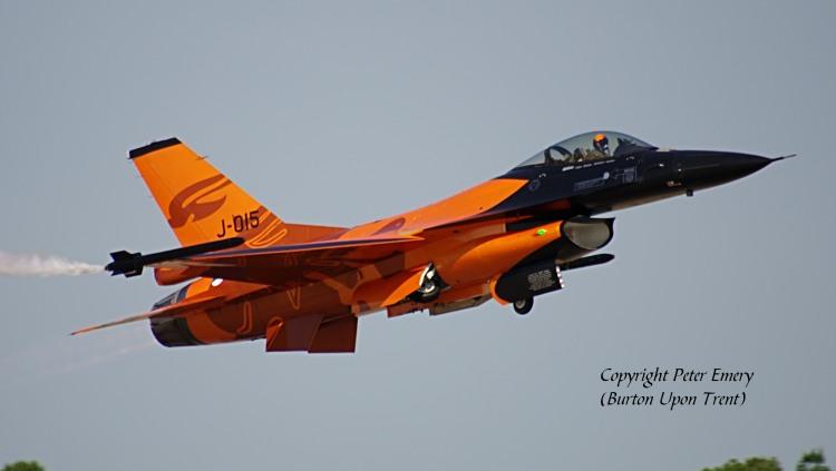 Dutch F16 [Peter Emery]