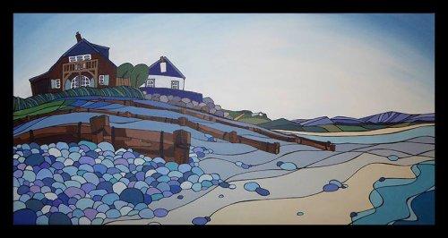 Beach Houses, Carsethorn