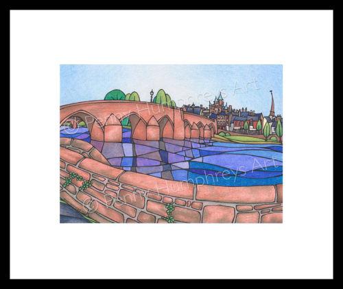 Devorgilla Bridge, Dumfries
