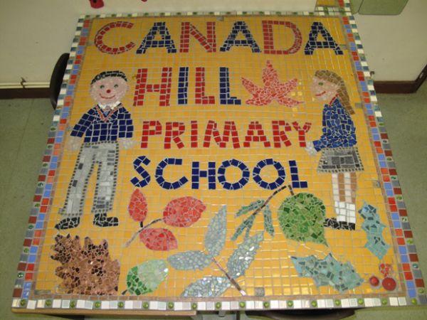 Canada Hill Primary School, Newton Abbot 2011