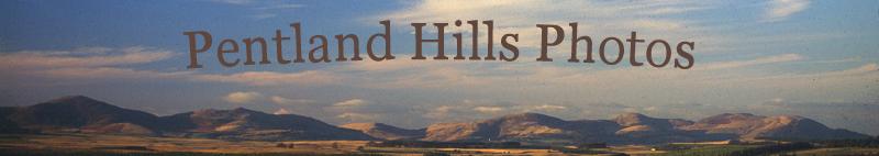 Pentland Hills Photos