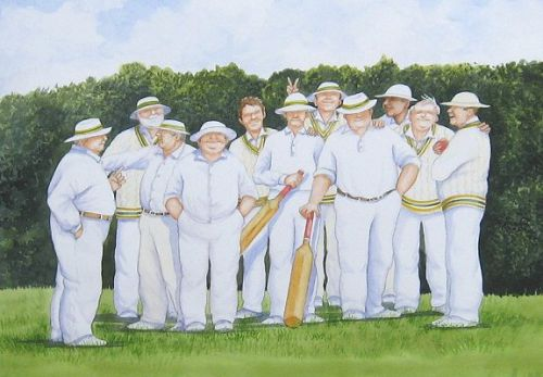 The Cricketers (NFS)