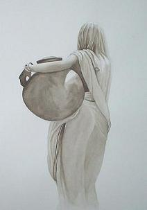 The Watercarrier (Sold)