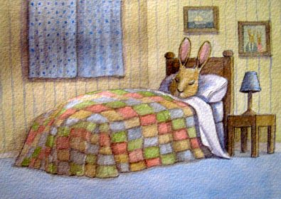 Bunny's Bed