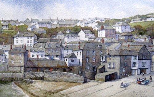 Port Isaac, Cornwall. (Sold)