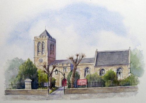 St Bartholamew's Church, Royal Wootton Bassett