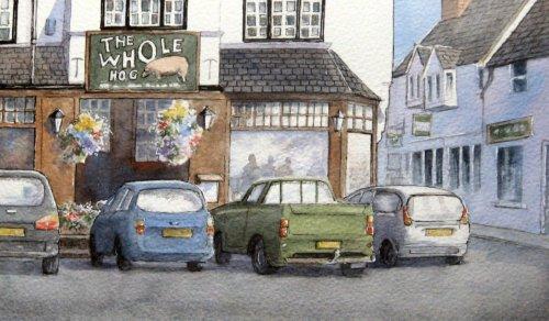 The Whole Hog, Malmesbury (Sold)