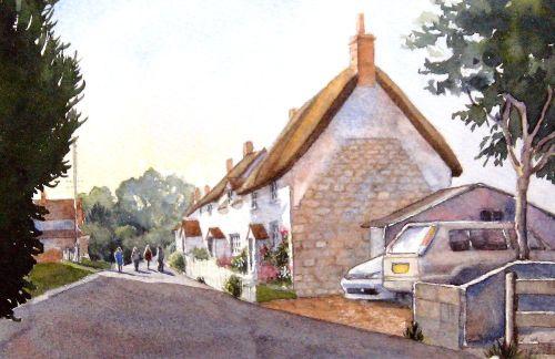 Cottages at Avebury