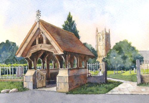 St James' Church, Avebury