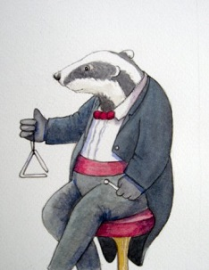 Mr Badger's Concert