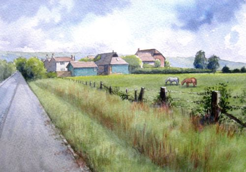 Church Farm, Broad Town (Sold)