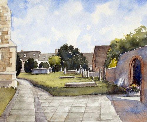 The Churchyard, Royal Wootton Bassett
