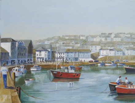 Mevagissey (Sold)
