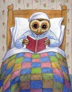 Owl's Bedtime Reading
