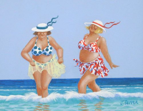 Sun, Sea and Surf (Sold)