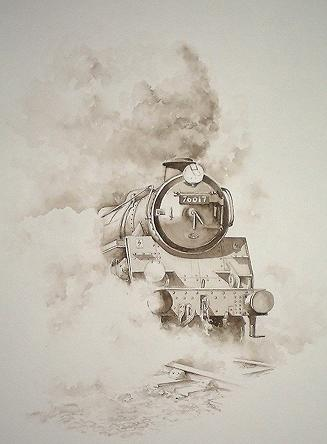 Smoke and Steam (Not for sale)