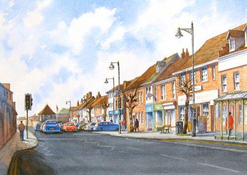 Royal Wootton Bassett High St 2 (Sold)