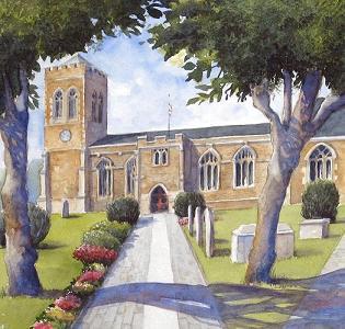 St Bartholomew's Church, Royal Wootton Bassett (Sold)