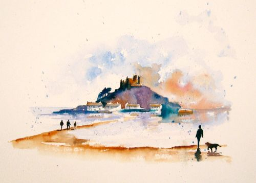 St Michael's Mount (Sold)