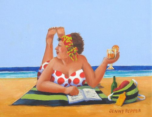 Sun, Sea and Sangria 2 (Sold)