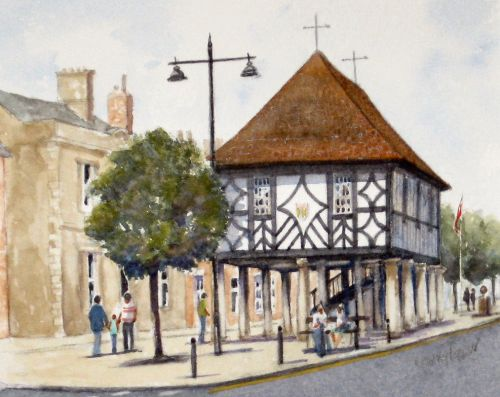 Royal Wootton Bassett Town Hall (Sold)