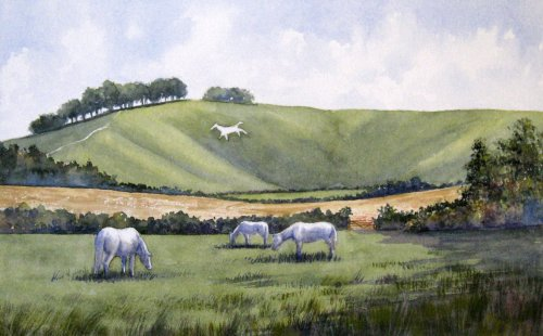 White Horses 2015