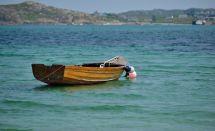 Boat at Iona