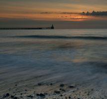 Sunrise Blyth Beach