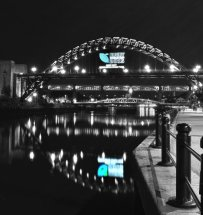 Tyne  Bridge , Rugby World Cup