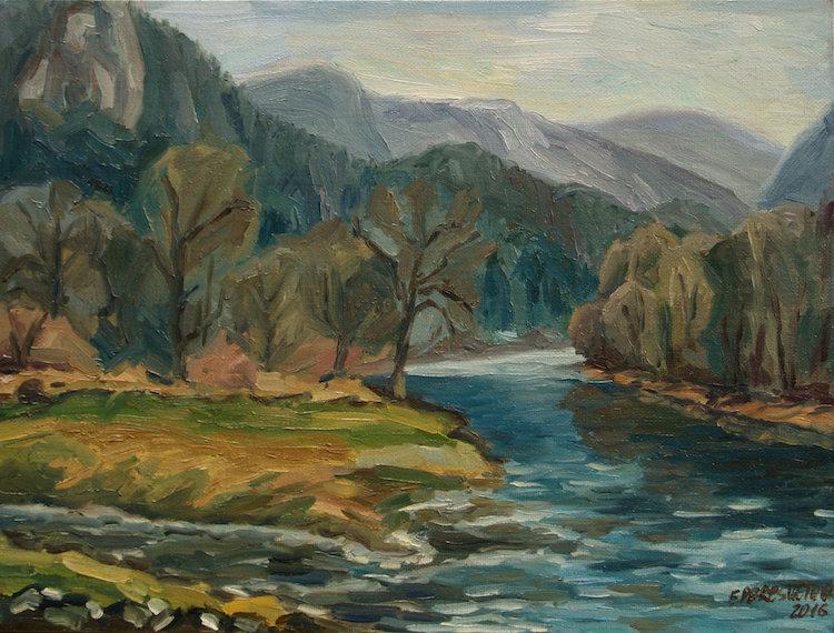 Where Dunajec Flows