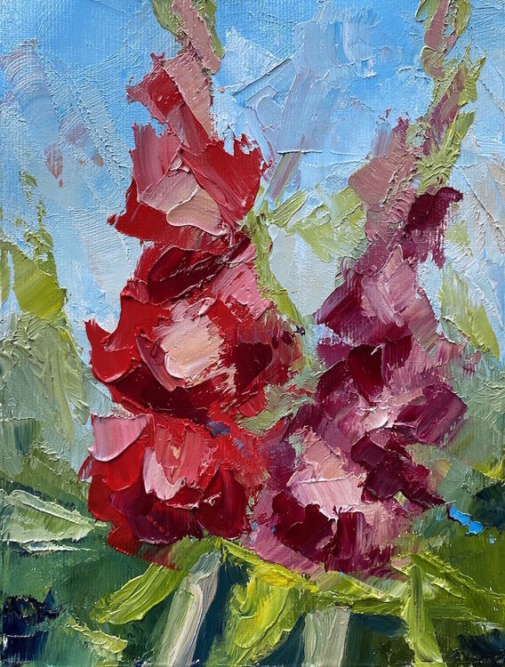 Summer Flowers - £60