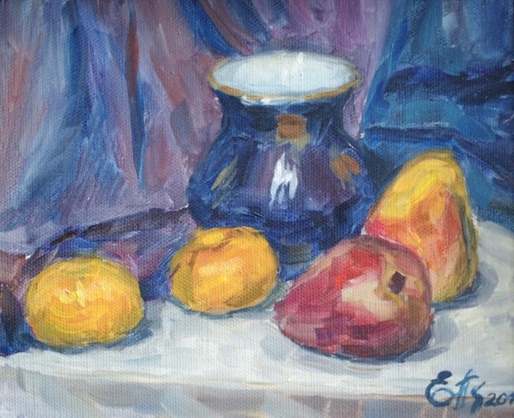 Juicy Fruits - £380