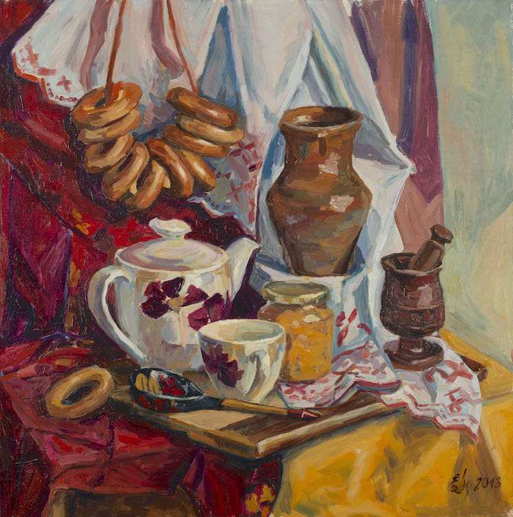 A Tea Party with Grandma - £2600