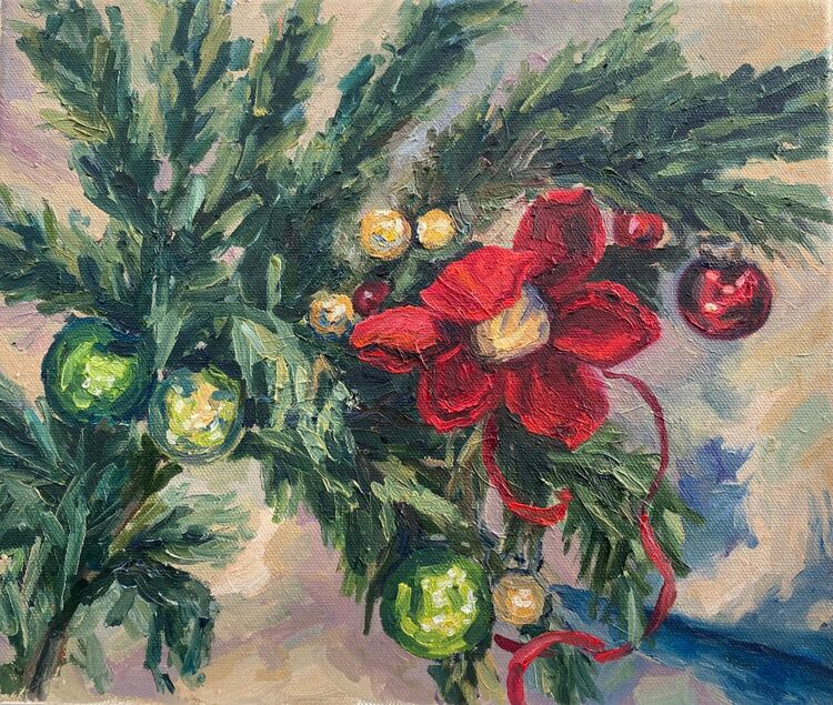 Christmas Tree Decorations - £140