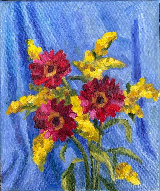 Flowers of Spring - £140