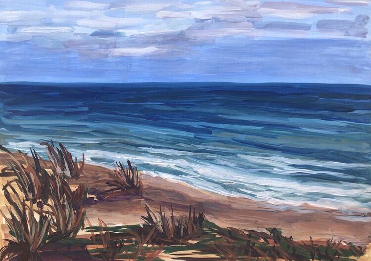 Deserted Beach - £100