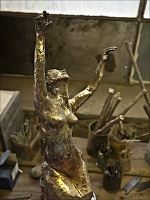 How a bronze is made