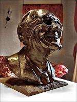 Bronze - Portrait of Jack
