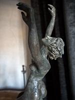 Bronze - La Chute - The  Fall