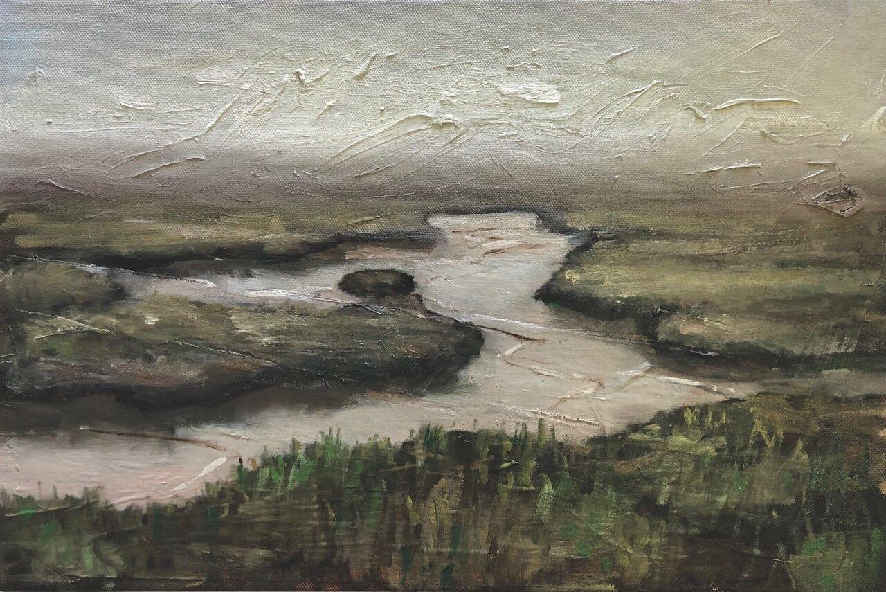 Marsh at Burnham Overy