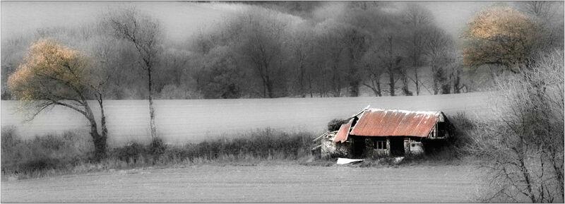 10 Old Barn