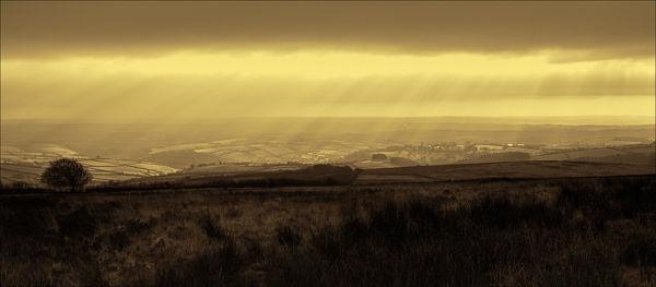 HC= Exmoor after the Rain