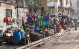 Street Scene Calcutta