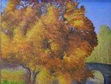 Autumn Trees, Freshford