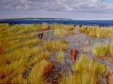 Shingle, Dry Grass and Ramsgate