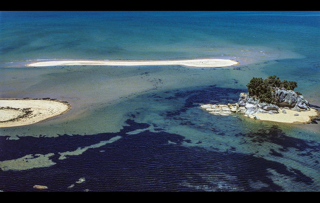 Abel Tasman National Park, Australia 1989