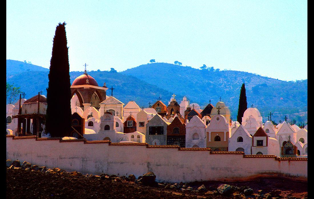Cemetary, Spain 1977